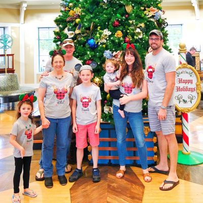 Disney World 2019: Adelaide's 5th Birthday and Mickey's Christmas Party!